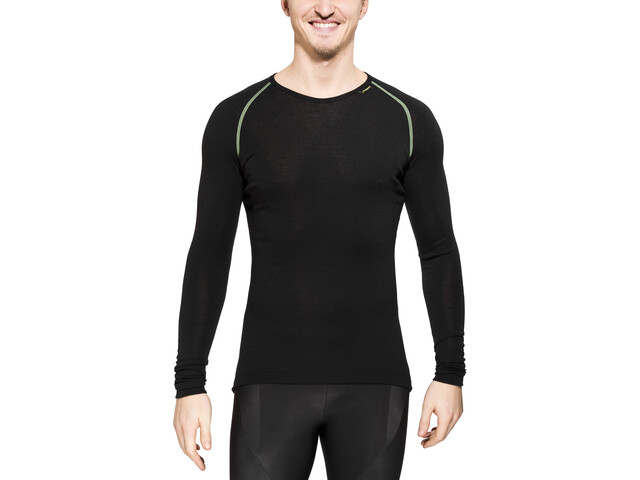Woolpower Lite Crewneck black